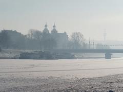 Winter 2016 in Krakau Zima w Krakowie