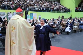 Encerramento do Ano da Vida Consagrada, no Patriarcado de Lisboa