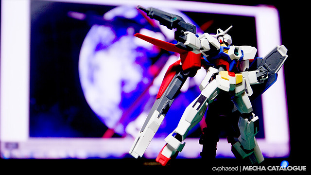 HG Gundam AGE-1 Full Glansa - Work in Progress #1