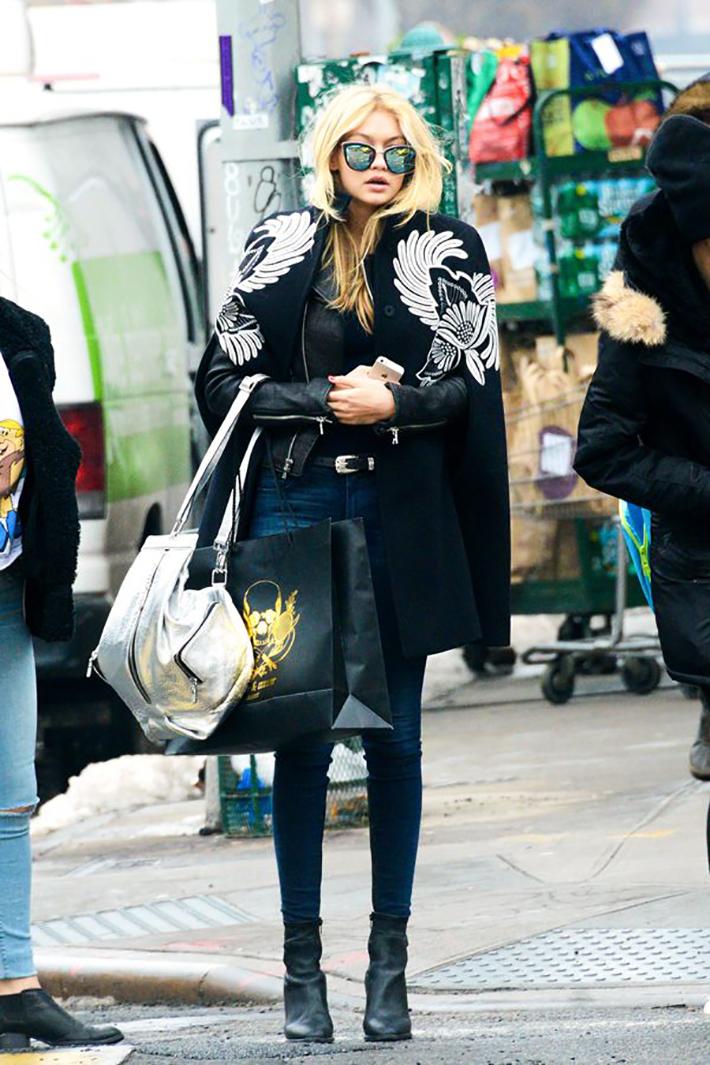 Gigi Hadid Style Fashion Street style3