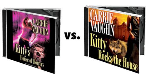 Kitty's house of horrors  vs Kitty rocks the house