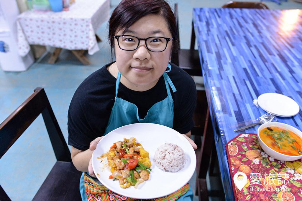 清迈泰国厨艺学校 Mama Noi Thai Cookery School (36)