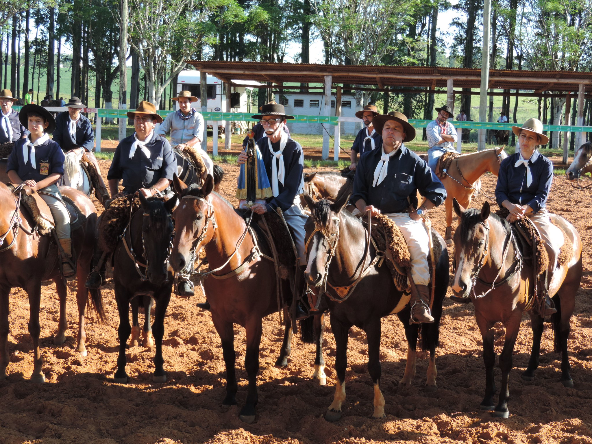 Abertura Oficial 44º Rodeio CTG J.Castilhos
