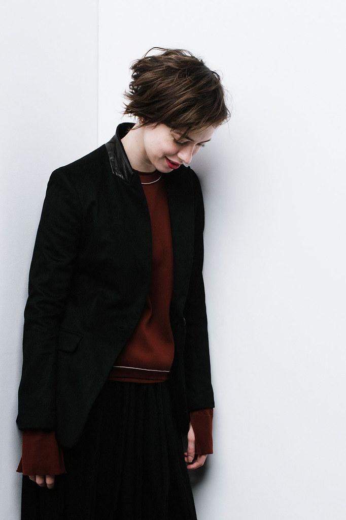 Ребекка Холл — Фотосессия для «Кристин» на «Sundance» 2016 – 13