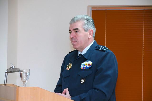 Επίσκεψη Αρχηγού ΓΕΑ στο ΚΕΑ