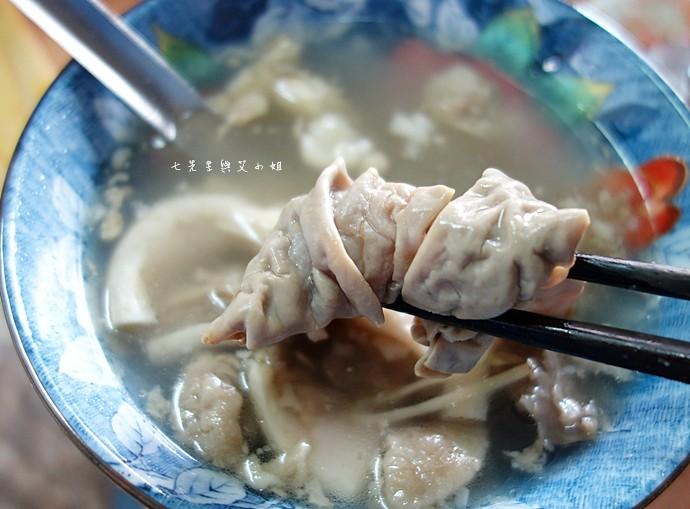 26 嘉義東市場牛雜湯、筒仔米糕、火婆煎粿