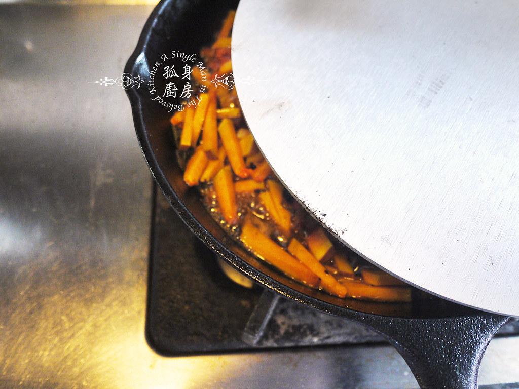 孤身廚房-愛上短義大利麵-南瓜培根起司筆管麵15
