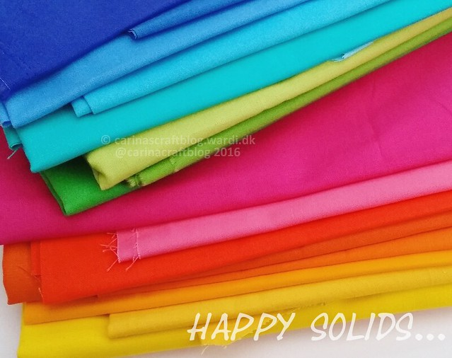 Happy solids