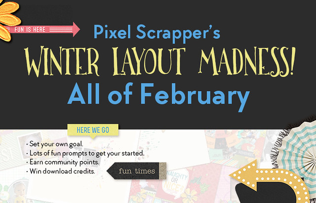 Winter Layout Madness: February 2016