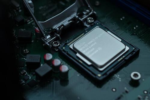 Xeon E3 1231-v3(Mount on Fujitsu PRIMERGY TX1310 M1)