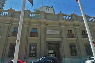 Santiago - Museo Chileno de Arte Precolumbino