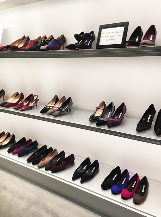 Mizhattan - Sensible living with style: *SALE HUNT* Manolo Blahnik ...