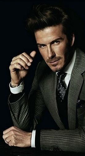 WG Suit Stripes Beckham