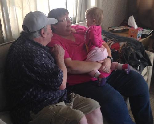 Grandpa, Grandma & Ezri