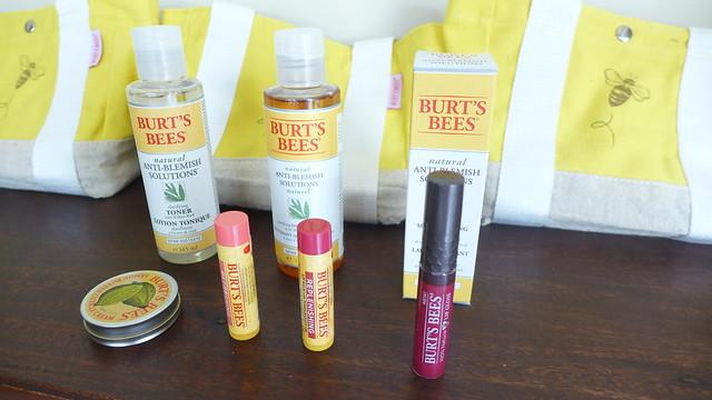 burt's bees giveaway