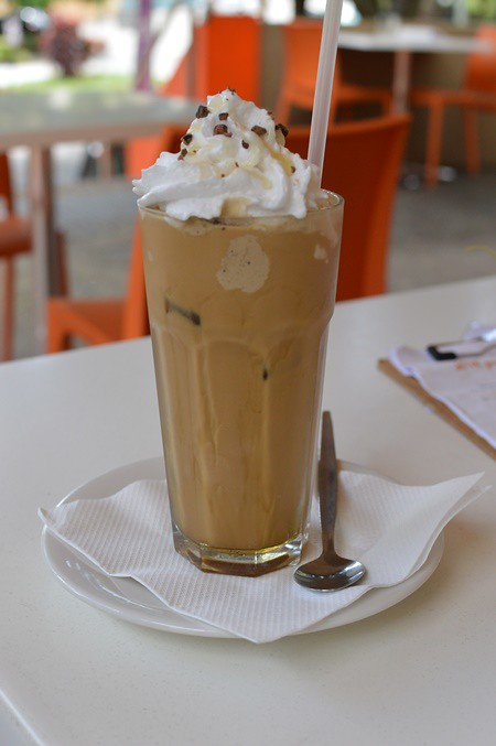 Signature iced coffee