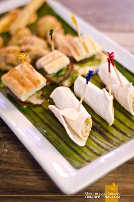 Tambayan Hostel Manila Food