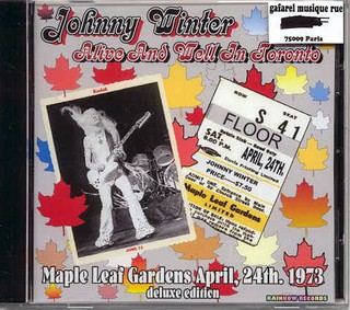 The Johnny Winter Story