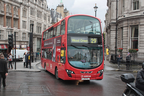 Arriva London North HV110 LJ13FCL