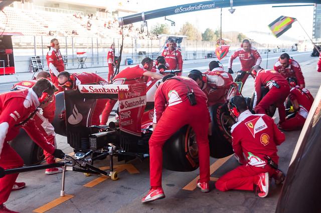 Ferrari F1 Tests (214 de 233)