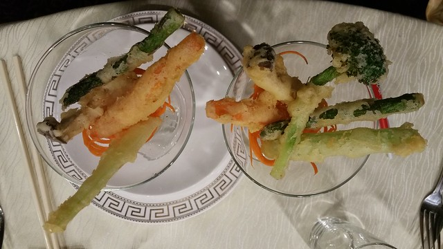 2016-Feb-24 Fortune House - vegetable tempura