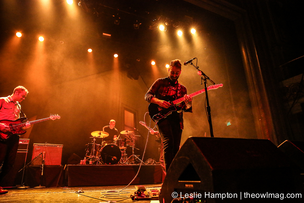 American Football @ The Regency Ballroom, San Francisco 2/27/16