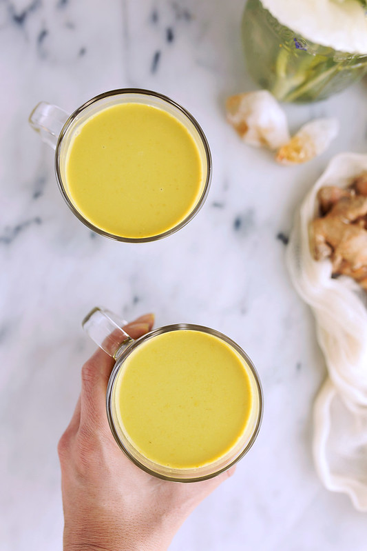 Anti-inflammatory Turmeric Golden Milk