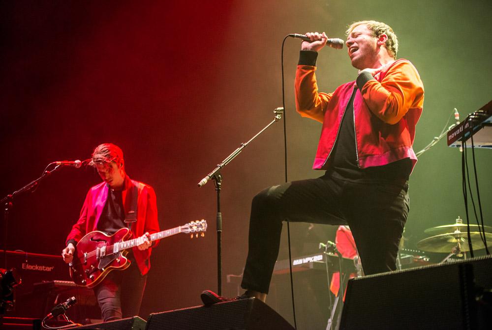 Foals @ Barclaycard Arena, Birmingham 19/02/16