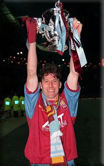 picture of Andy Townsend - 1993 to 1997
