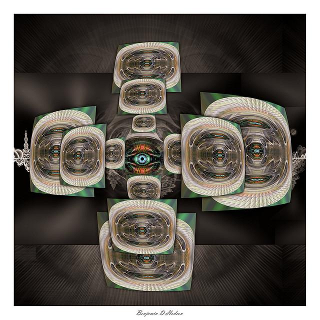 Visionary Cyber Art