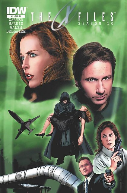 The X-Files - Comics - Cover 7