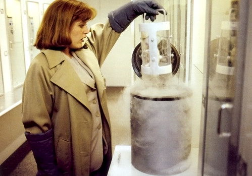 The X-Files - S01 - The Erlenmeyer Flask - 3