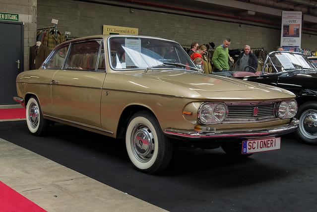 Fiat 1500 Sportinia coupe by Scioneri 1966 fr3q
