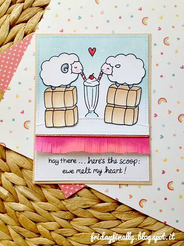 Sweet card LF