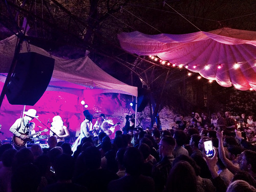 Of Montreal at SXSW Yip Deceiver at SXSW (March 19 2015)
