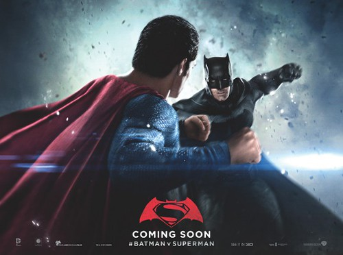 Batman v Superman - Dawn of Justice - Poster 10