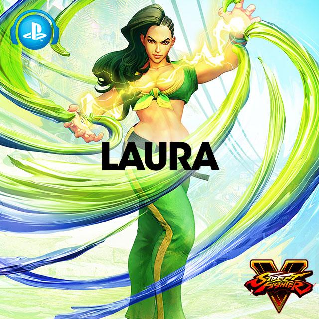 Laura: Street Fighter V