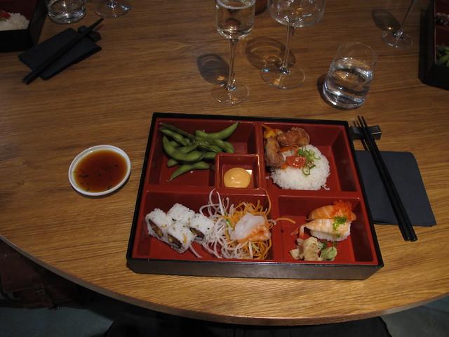saturday, sushi, helsingborg