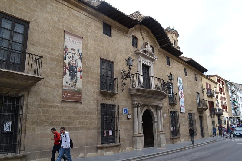 Palacio Abacial del siglo XVIII