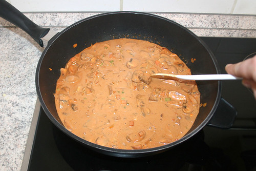 31 - Kurz aufkochen lassen / Bring to a boil