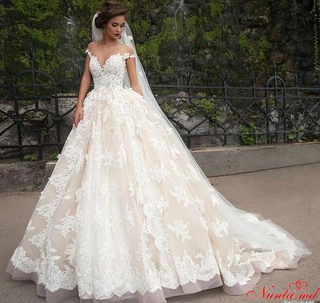 Salon de Mariaj Cocos-Tot luxul și eleganța modei de nuntă într-un singur loc! > BARBARA
