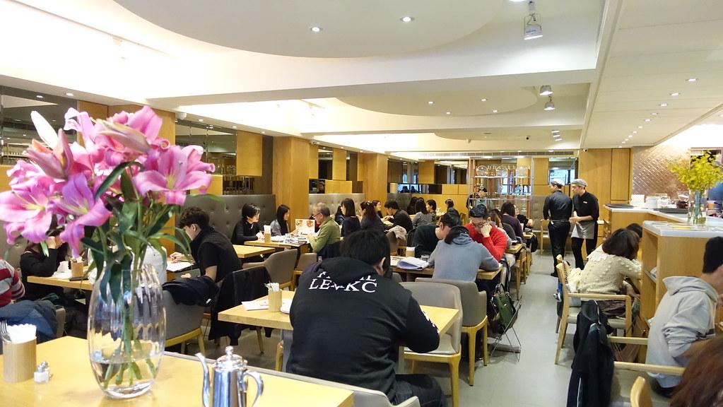 Jumane Cafe,佐曼咖啡,冰滴咖啡,咖啡,捷運中山,歐蕾,水果茶,沙拉,煙燻鮭魚 @Amanda生活美食料理