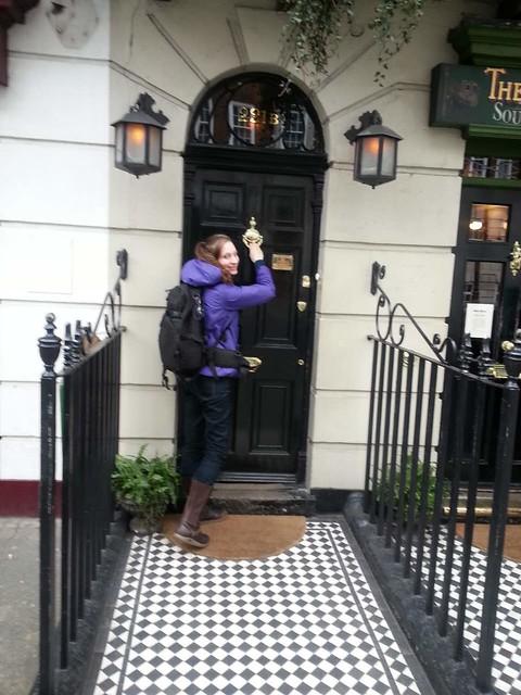 Visiting Sherlock