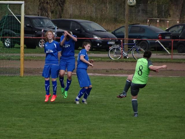 Kali Wolmirstedt 3:1 FC Halle-Neustadt