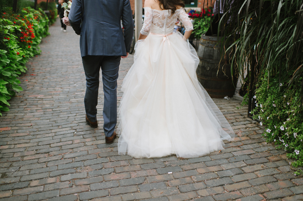 Celine Kim Photography AM Airship 37 distillery district romantic summer wedding-87