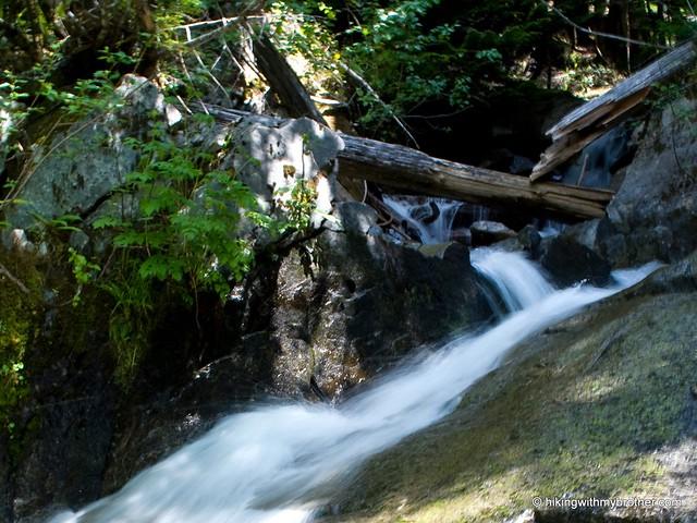 Mt. Defiance - Mason Lake