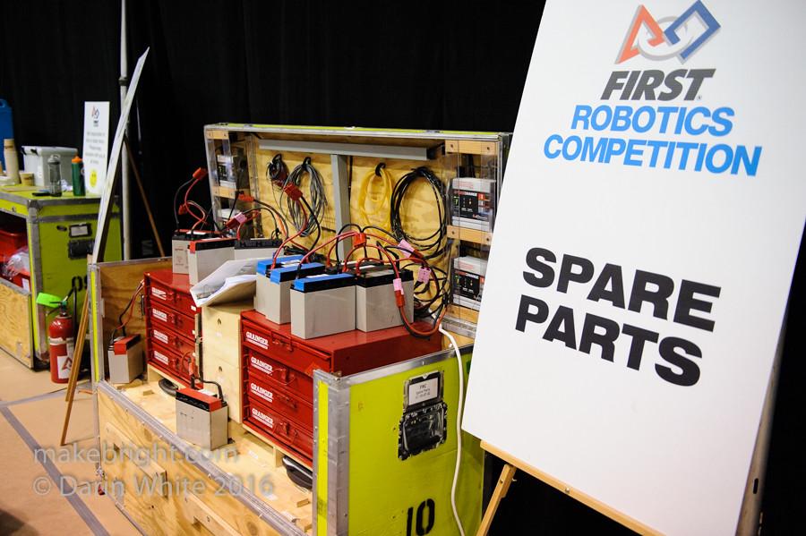 FIRST Robotics Regionals - UW - April 2016 160