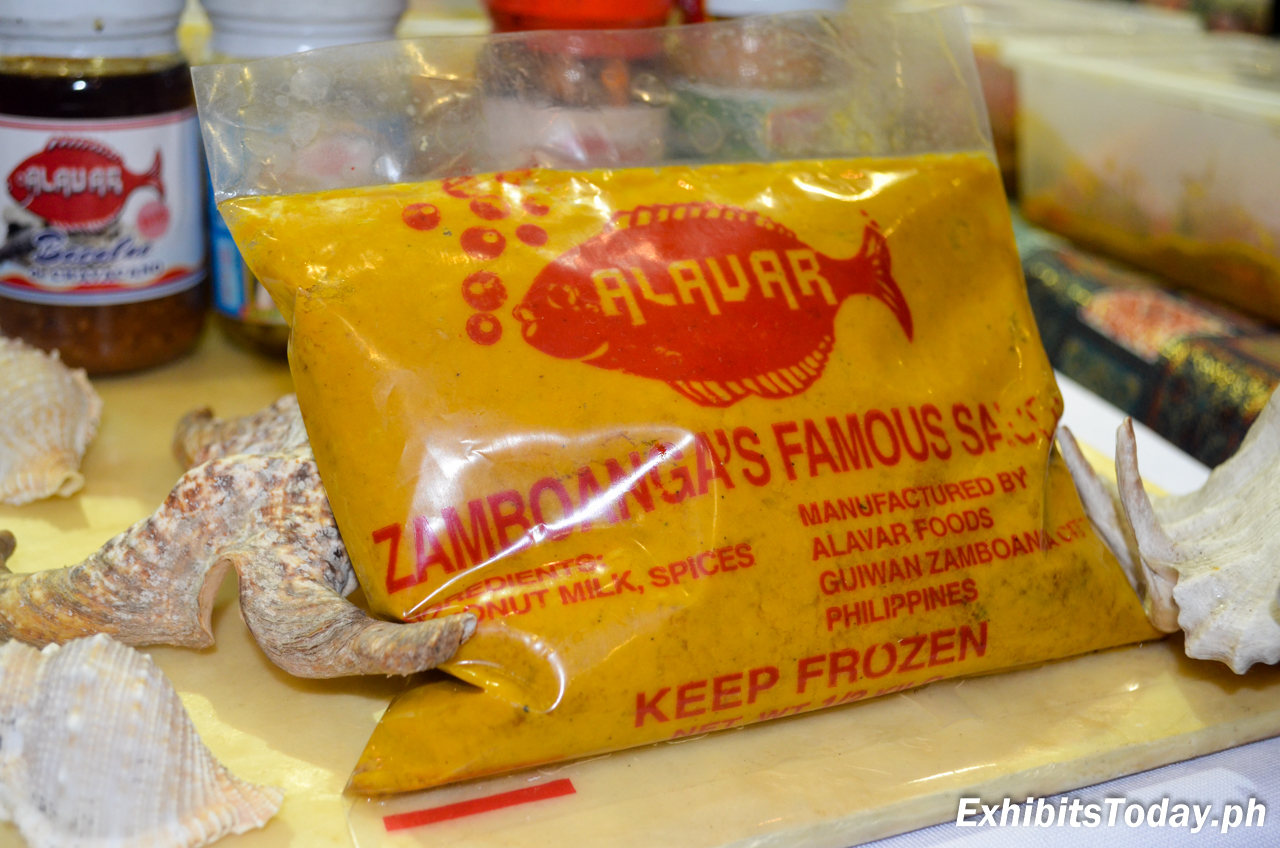 Alavar Zamboanga's Famous Sauce