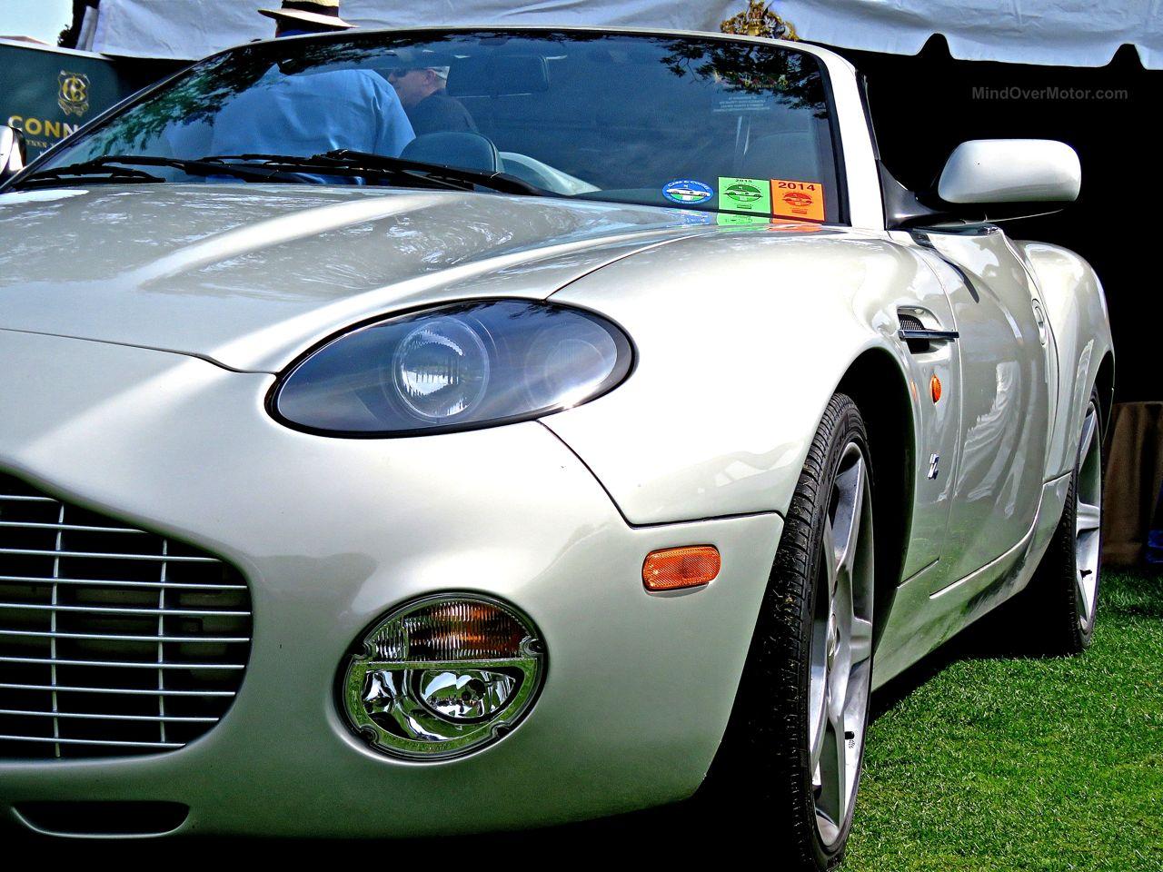 Aston Martin DBAR1 Zagato Amelia Island 5