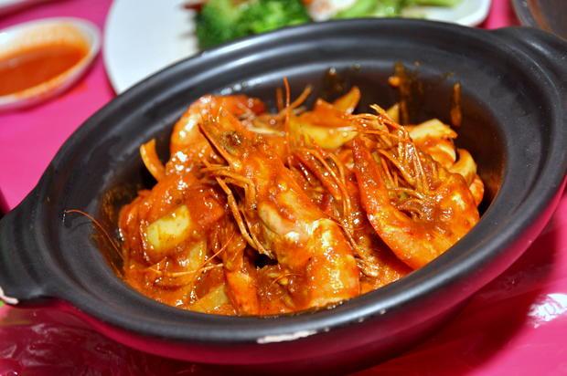 Ocean Seafood Restaurant Puchong 13